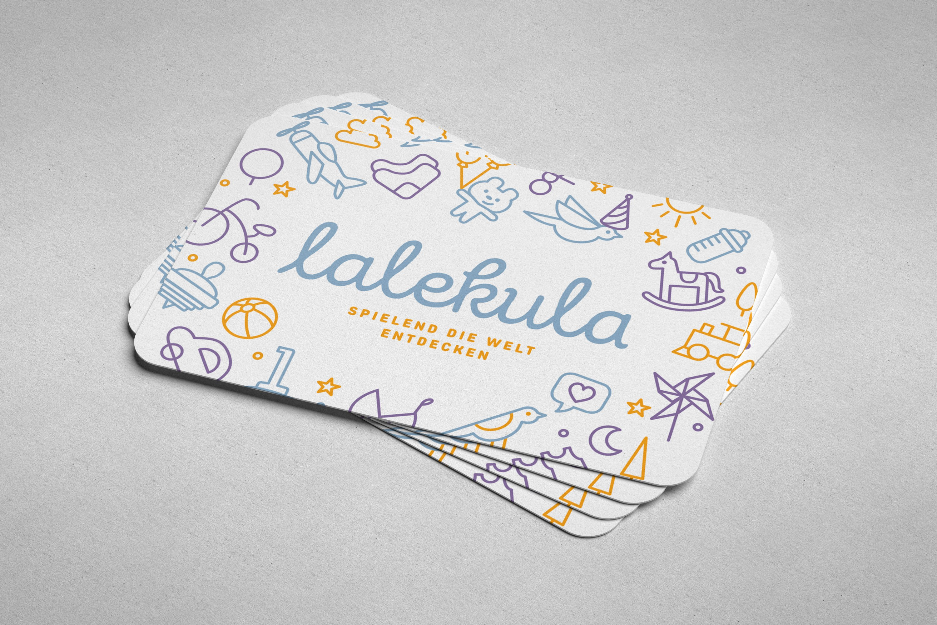 Lalekula Businesscard2