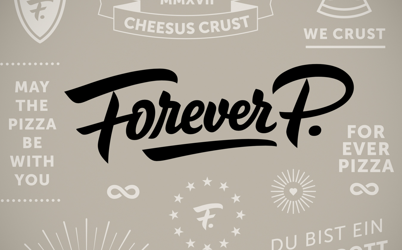 Logo Design Corporate Design Branding ForeverP Hofegger