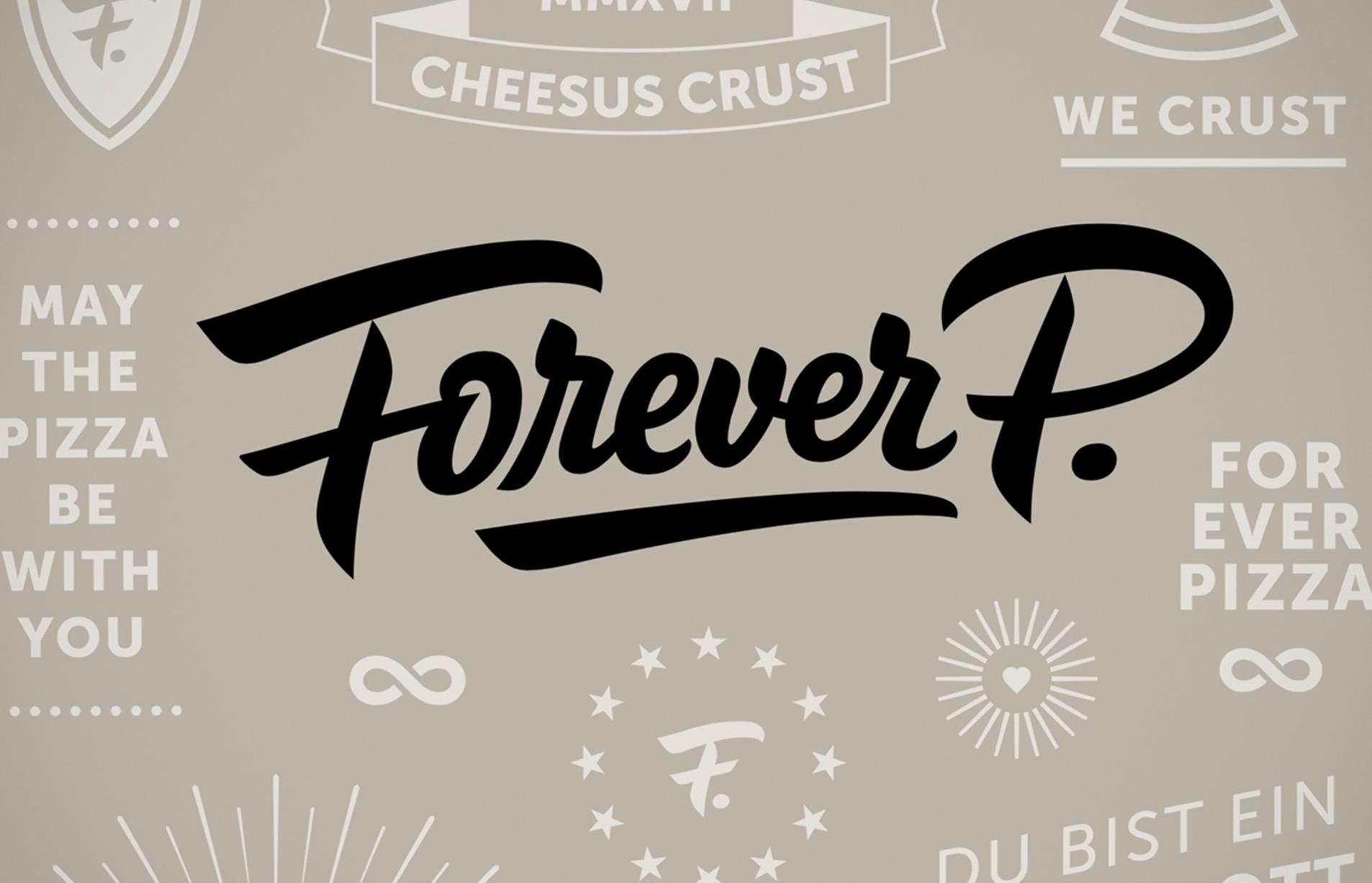 Foreverp logo