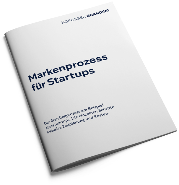 Markenprozess startup
