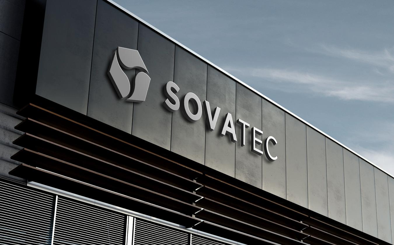 Logo Sovatec Branding Design Corporate Design Hofegger